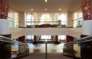 Parc 55_Stairwell